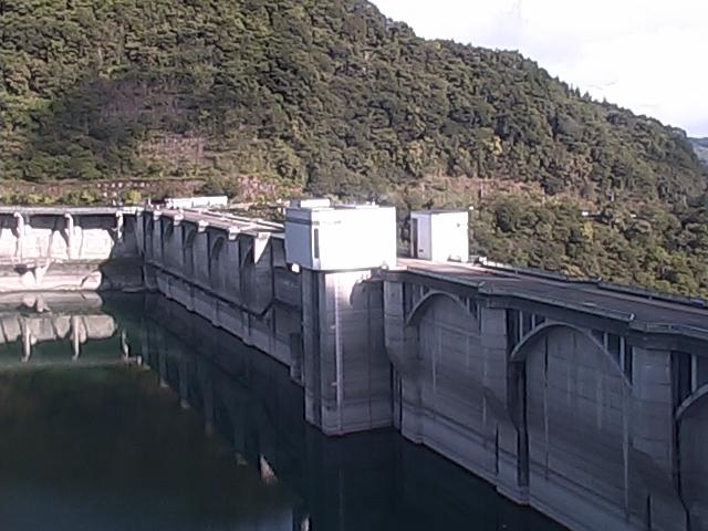 浦山ダムのライブ画像